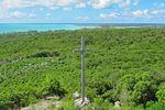 Kreuz auf Cat Island Bahamas