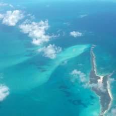 Luftaufnahme Cat Island
