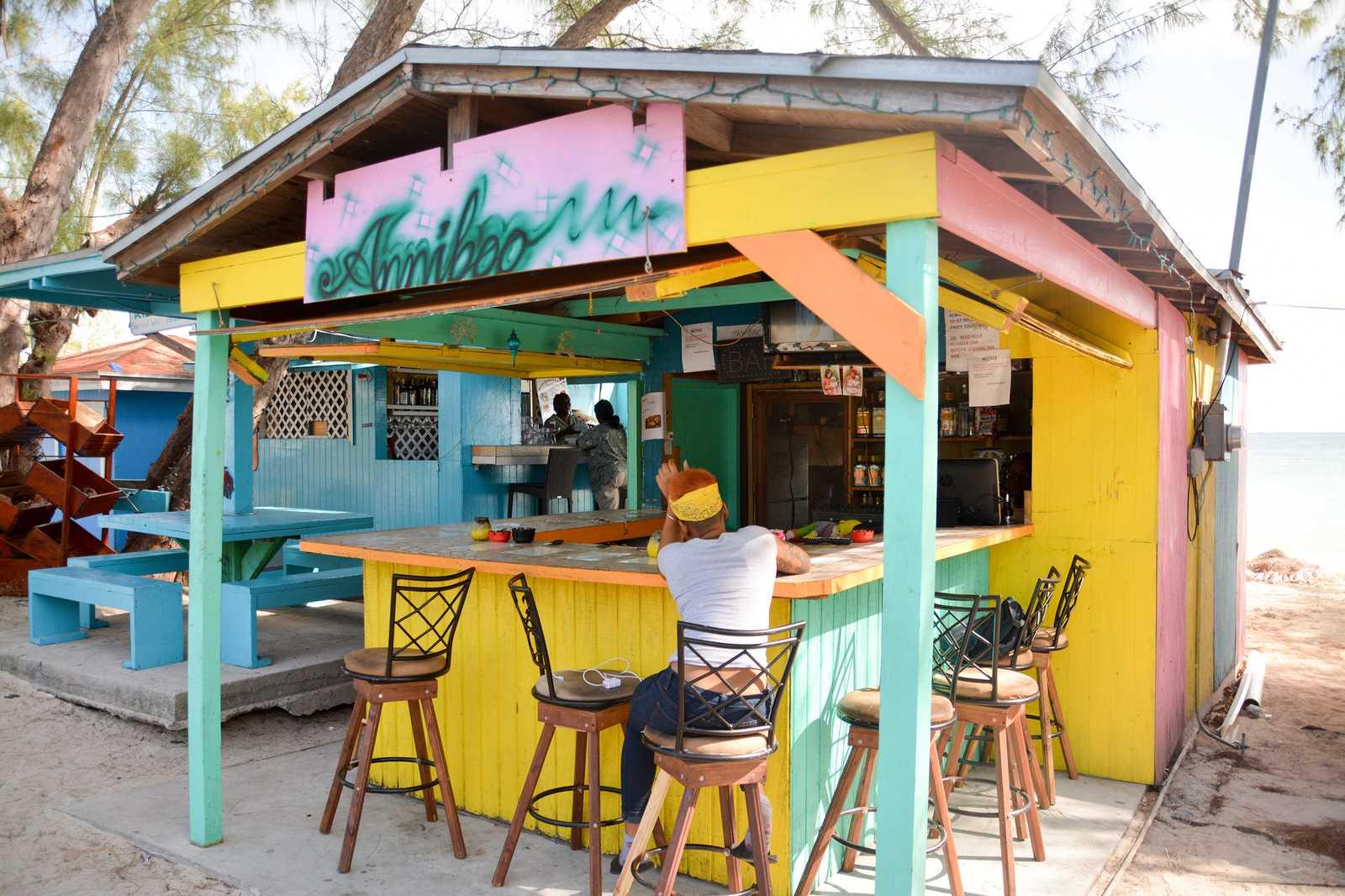 Urige Bars/Restaurants