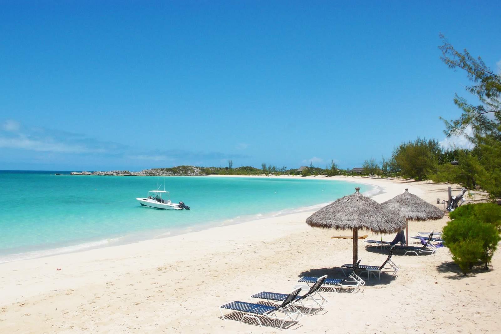 Fernandez Bay Resort***+, Strandidylle