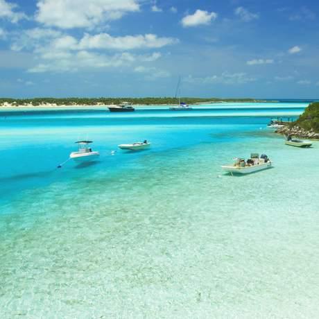 Exuma Land und Sea Park, Bahamas