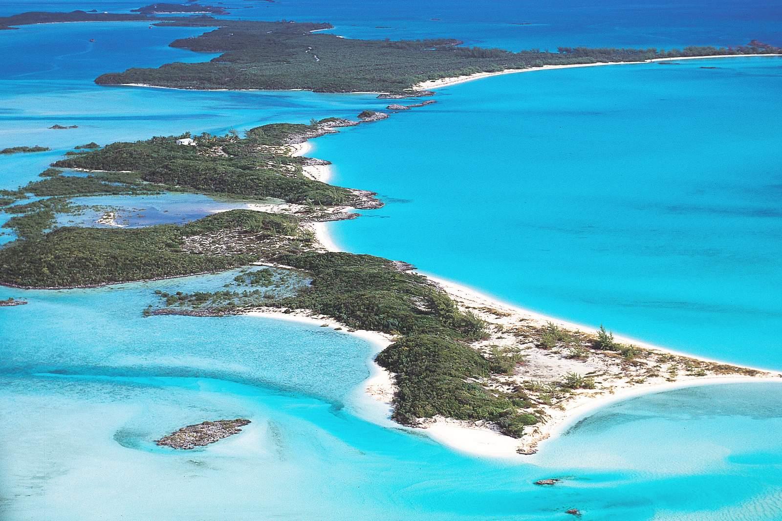 Die Inselwelt der Exumas