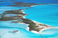Die Inselgruppe der Exumas