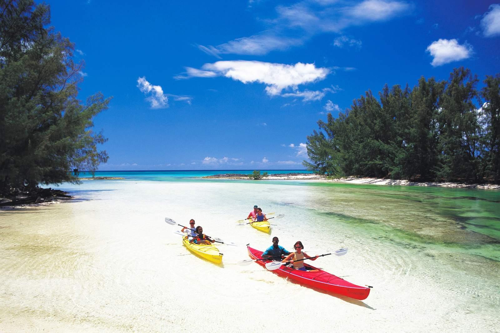 Our Lucayan Nationalpark, Grand Bahama