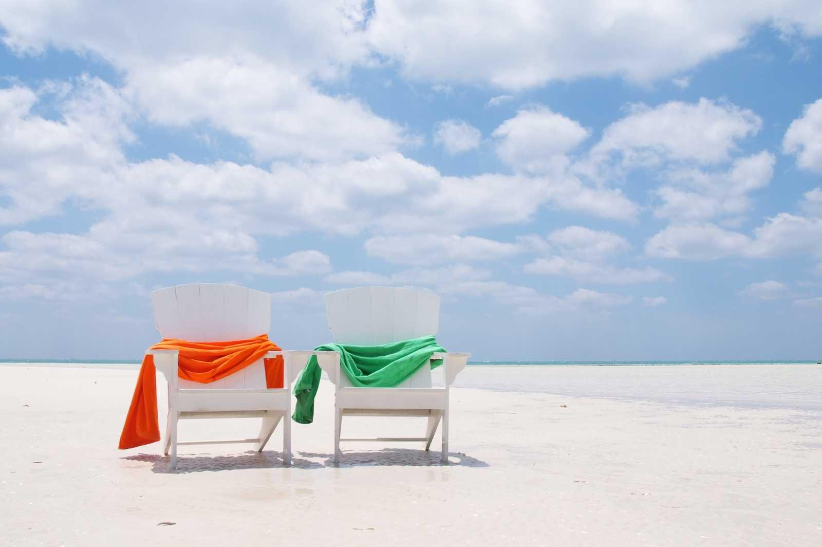 Traumhafte Strände auf allen der Bahamas Inseln