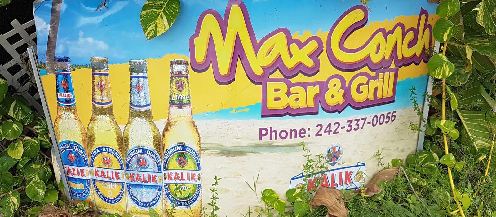 Max Conch Bar