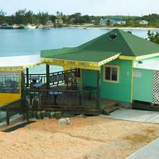 Outer Edge Grill, Flying Fish Marina in Clarence Town