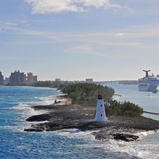 Hafeneinfahrt von Nassau