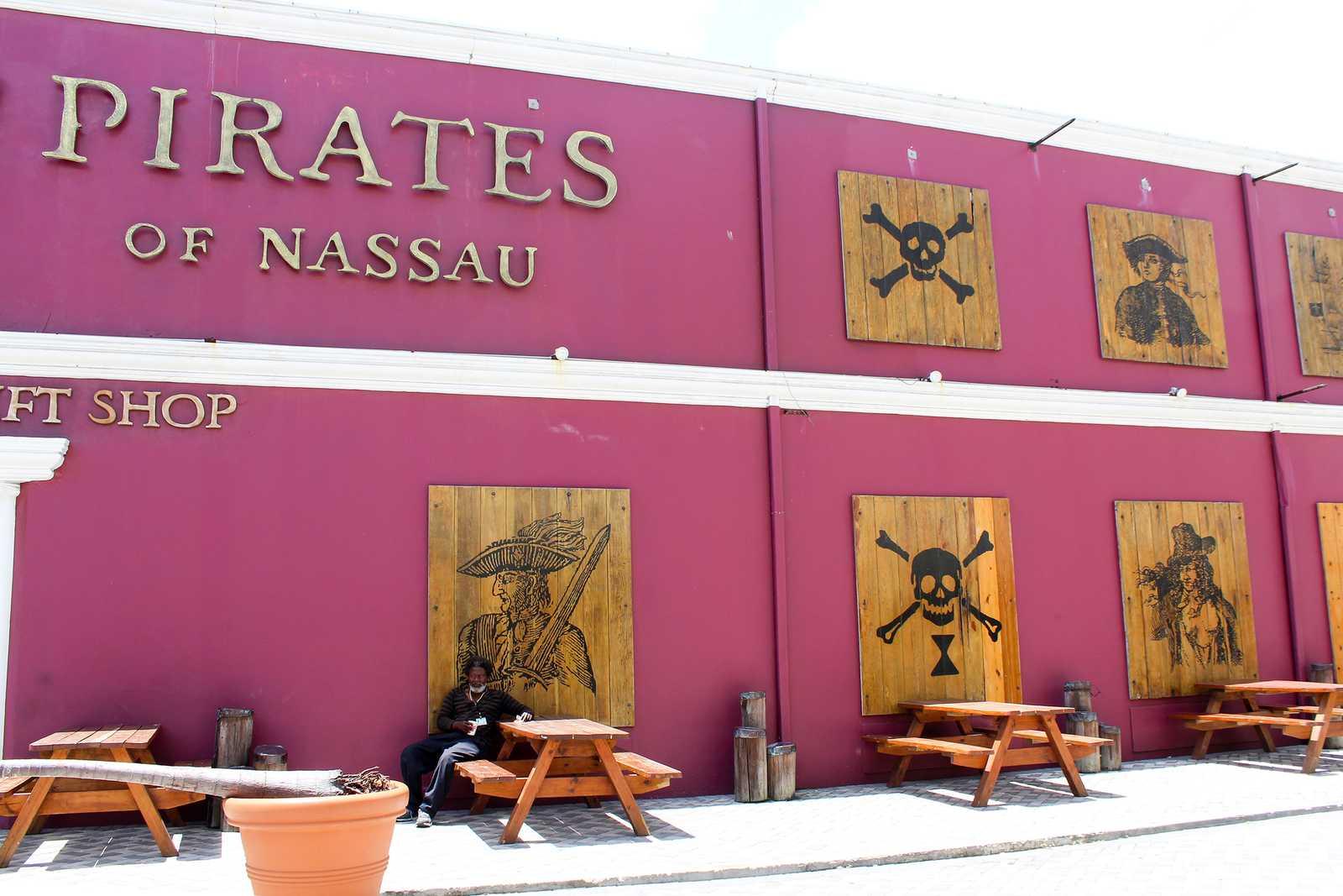 Piratenmuseum Nassau
