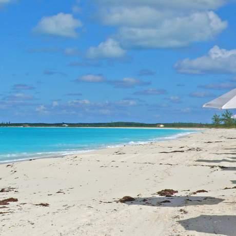 Strand beim Club Med