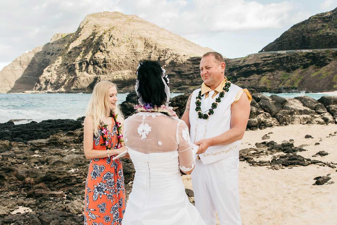 Beach Wedding Oahu Permit