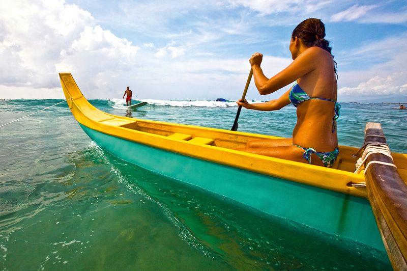 Island To Island Kayak Hawaii Island Hopping