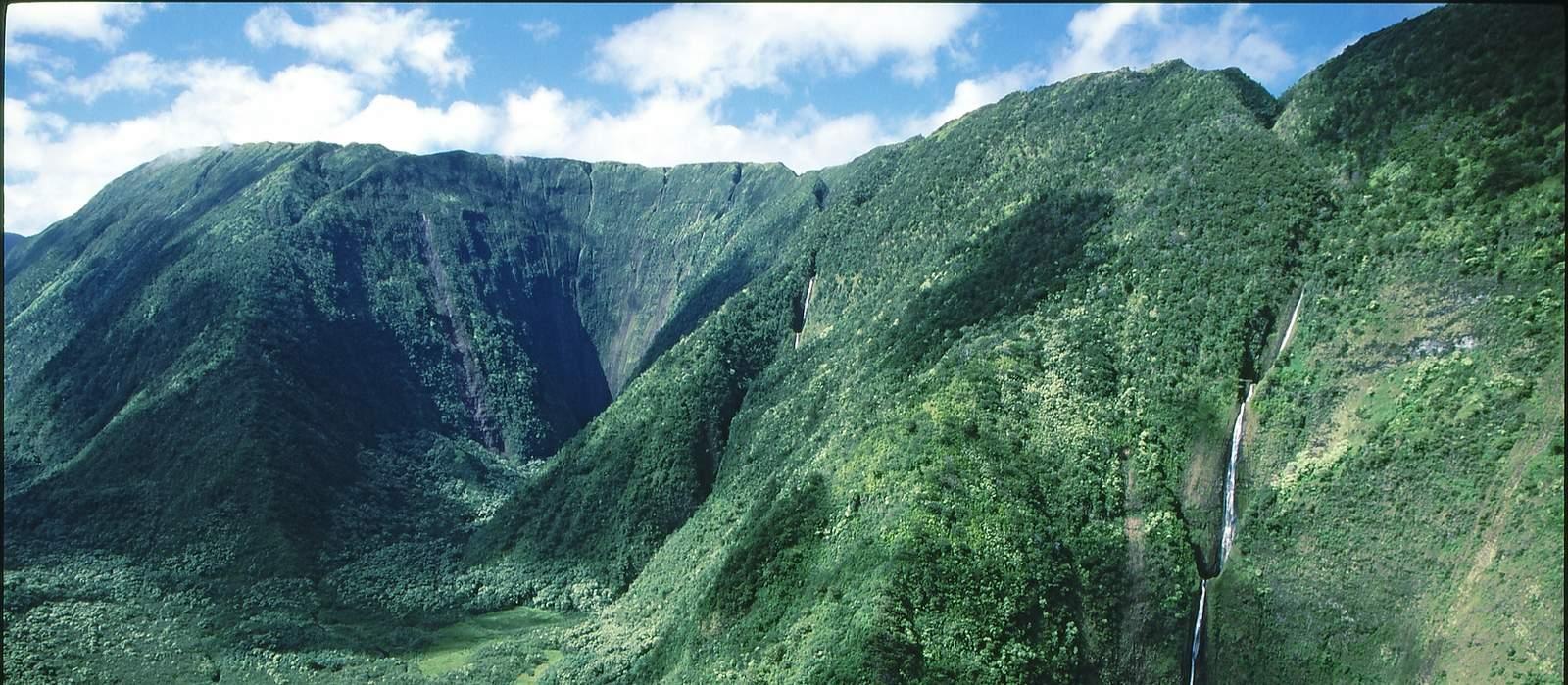 Hamakua Coast Waterfalls