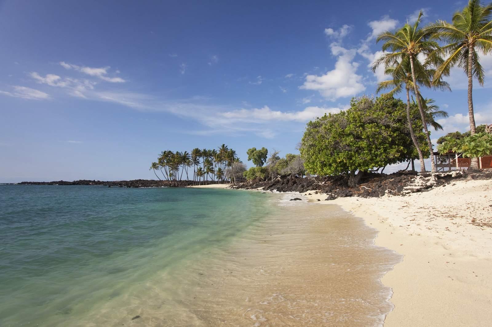 Mahaiula Beach