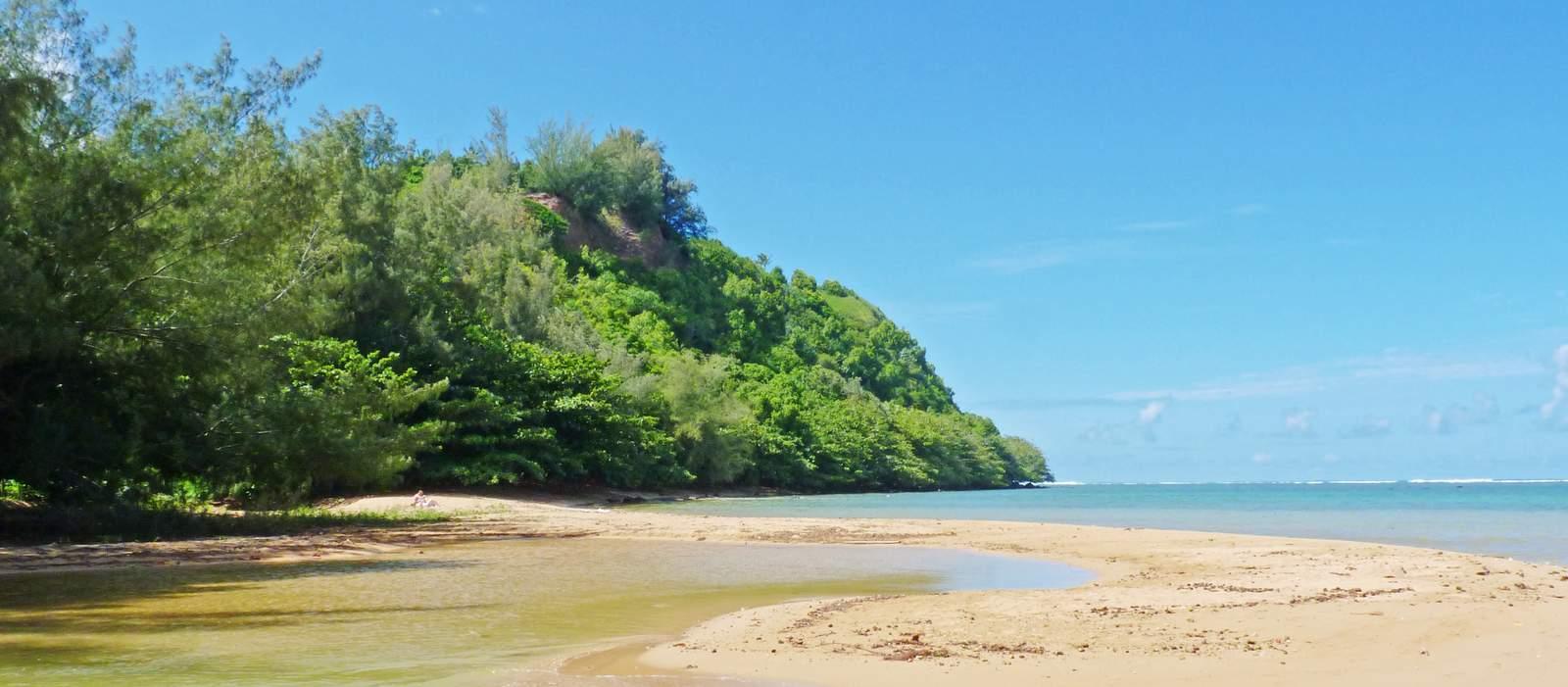Anini Beach Park, Kauai