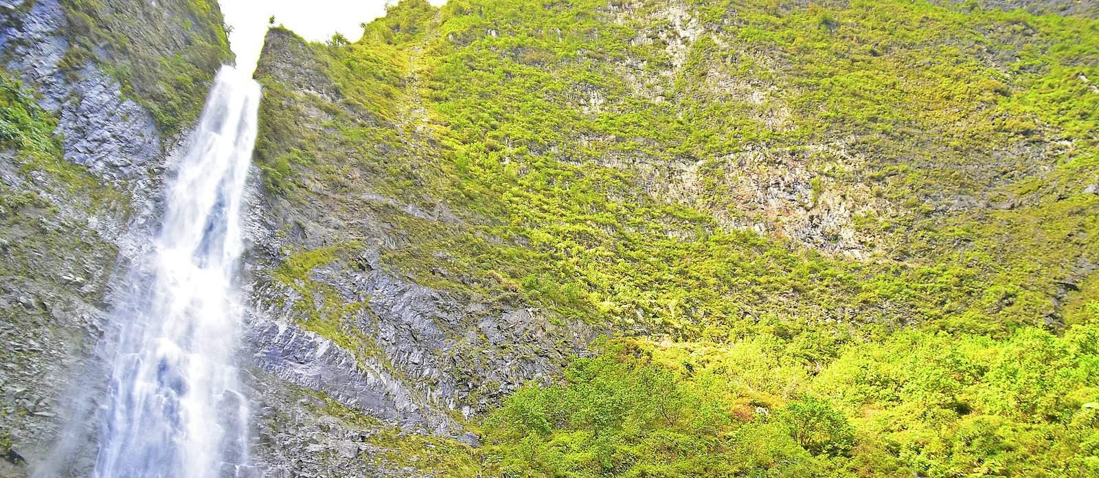 Hanakapiai Wasserfall
