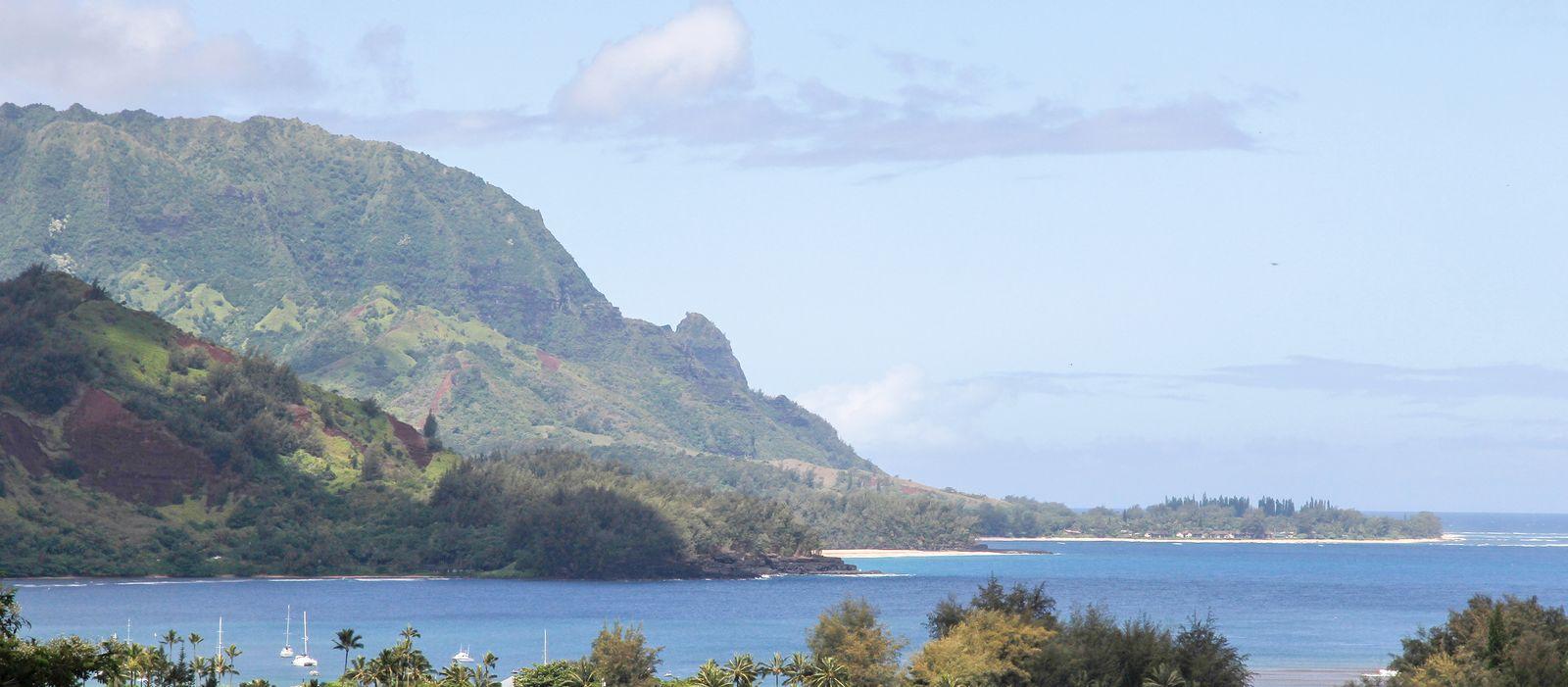 Napali Küste auf Kauai, Hawaii