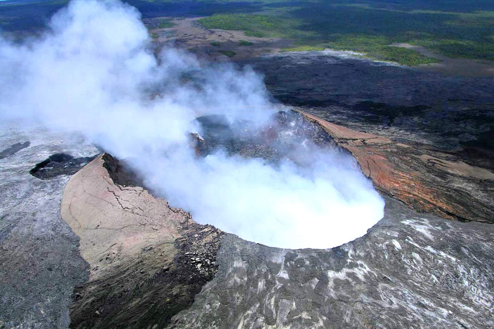 Hawaii/Big Island - Kilauea