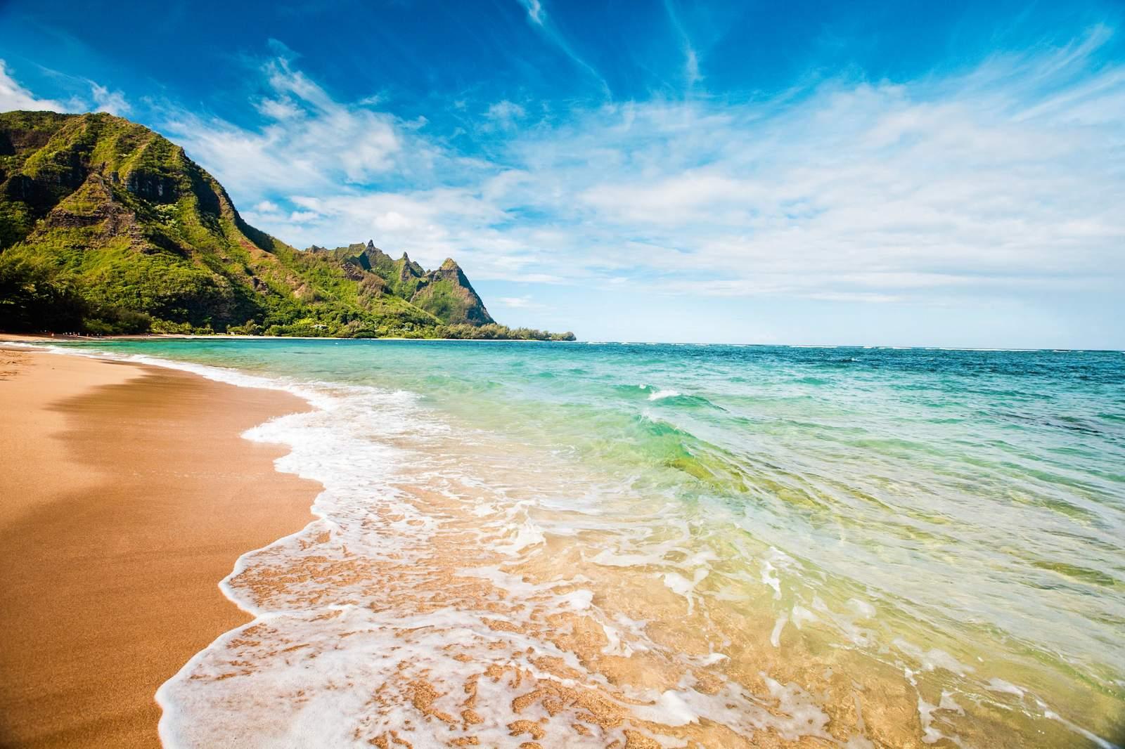 Kauai, Makua Beach
