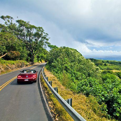 Auf der Road to Hana