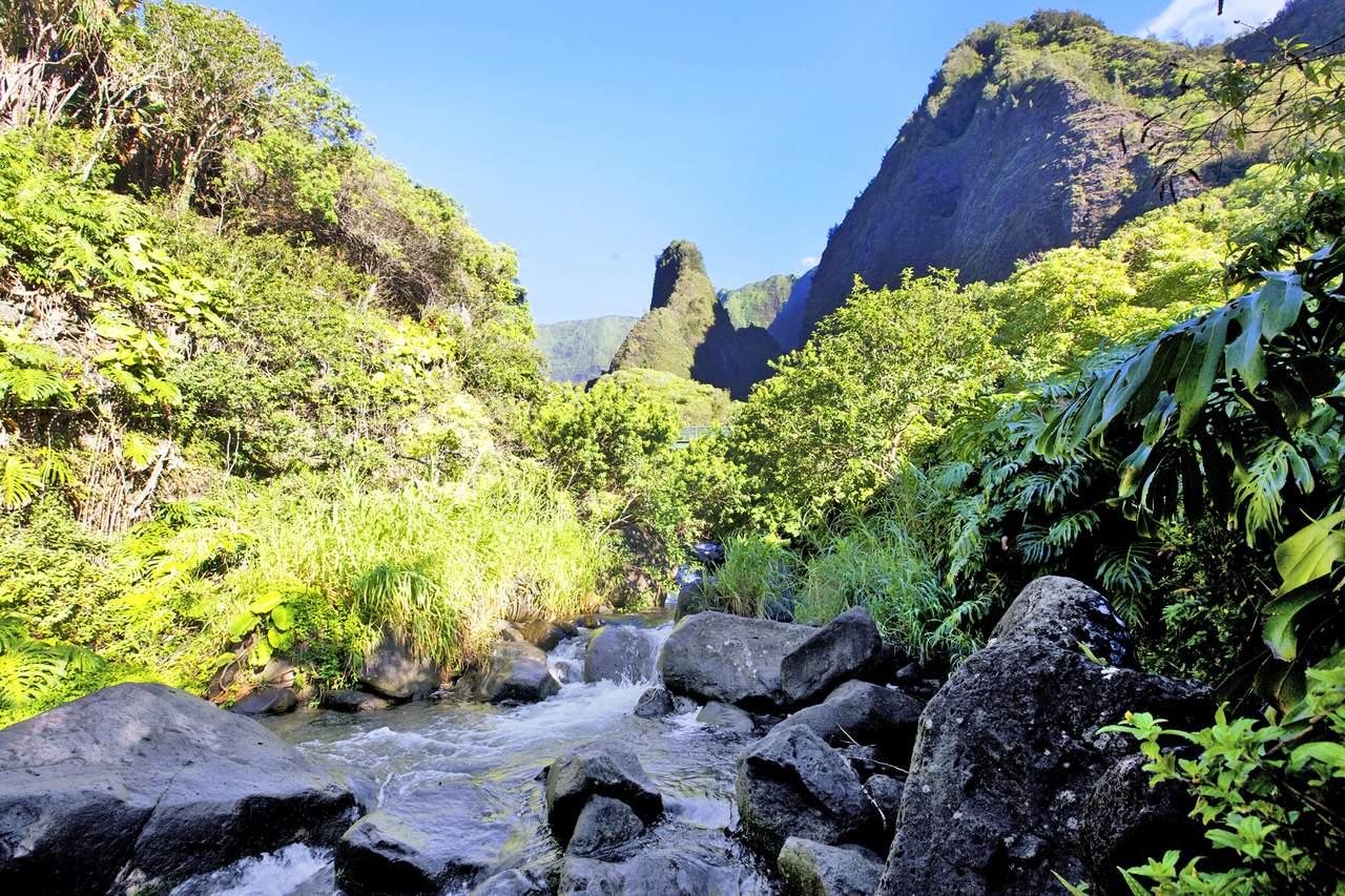 Wailuku Lao Stream, Maui