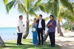 Heiraten auf Hawaii: Brautpaar auf Maui