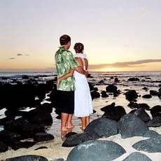 Poipu Kauai Wedding Beach