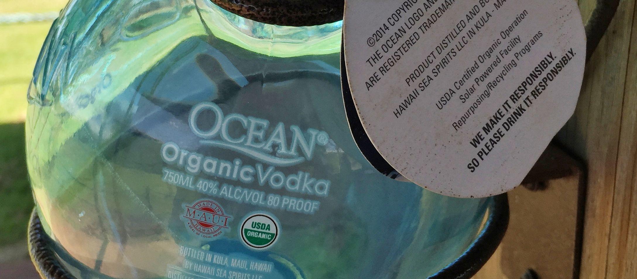 Organic Wodka