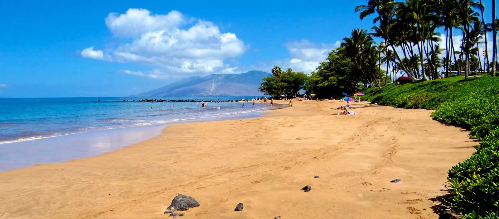 Ulua Beach auf Maui