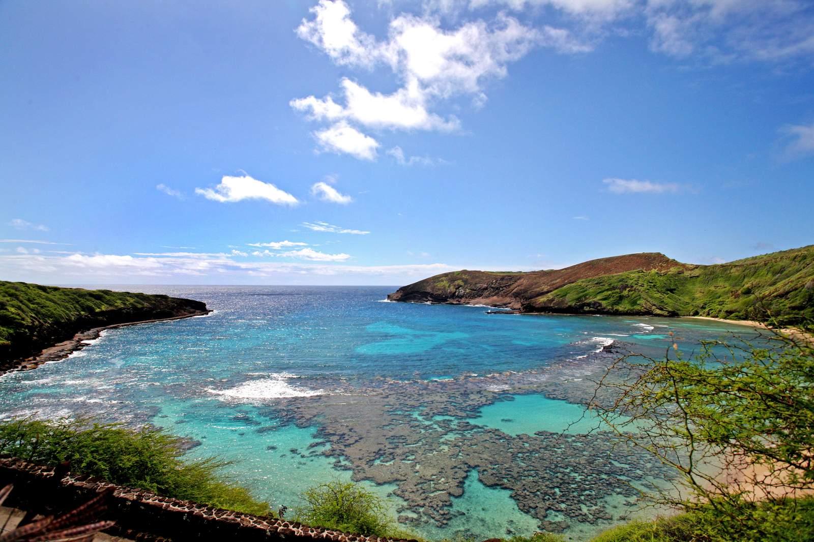 Hanauma Bay, Schnorchelbucht auf Oahu