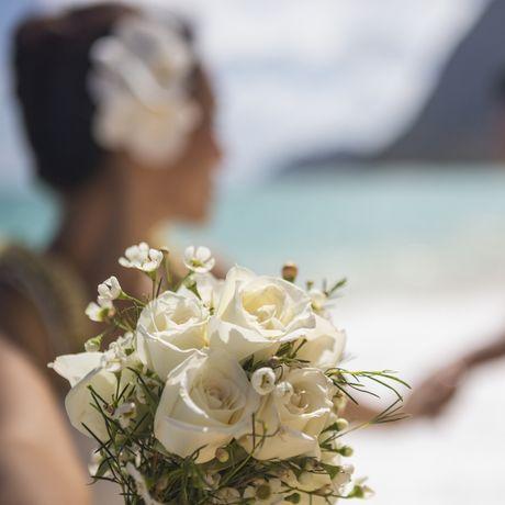 Heiraten am Strand auf Oahu