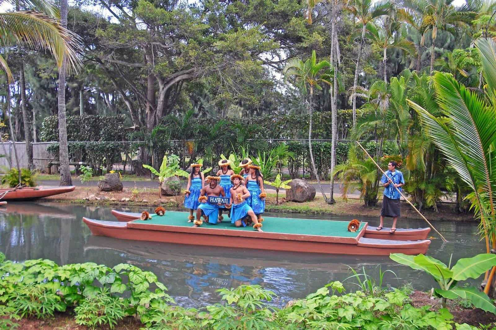 Polynesian Cultur Center