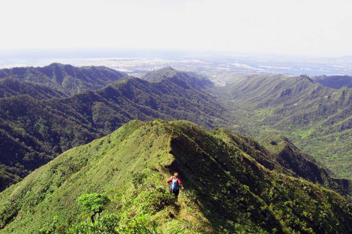 Stairway to Heaven Trail, Oahu