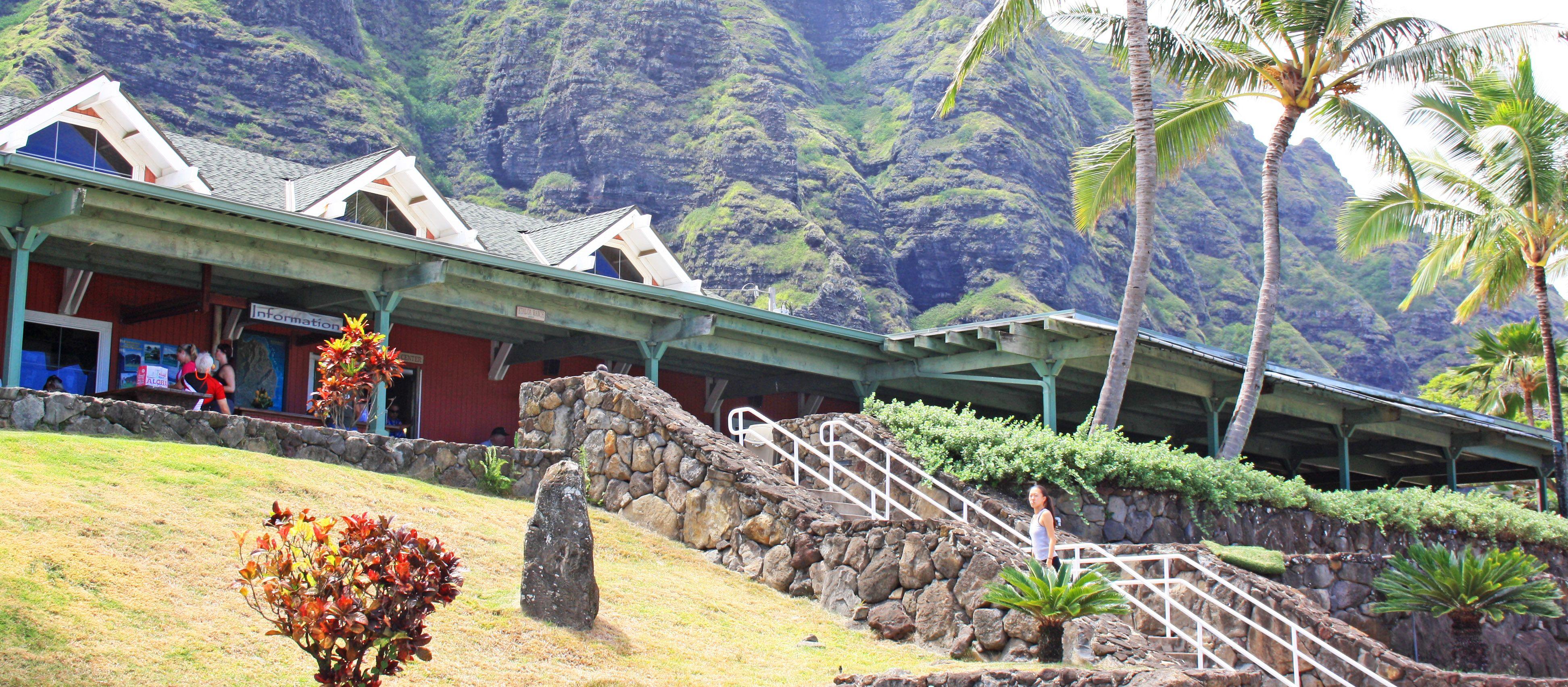 Kualoa Ranch, Oahu,HI