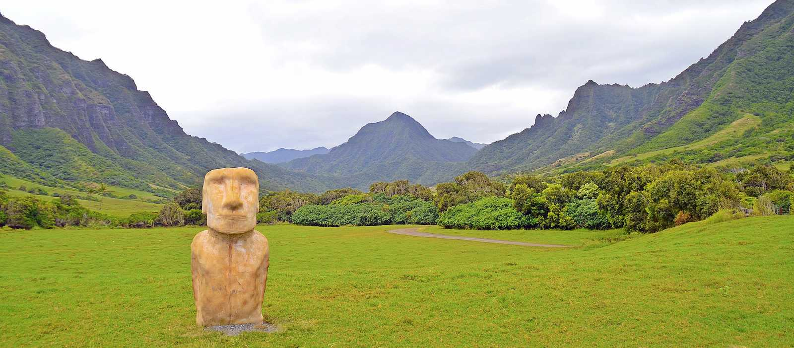 Kualoa Ranch auf Oahu