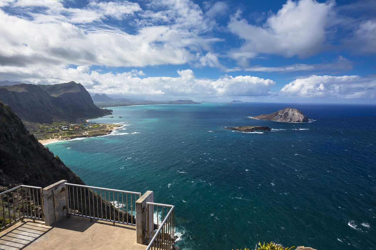 Ostküste von Oahu
