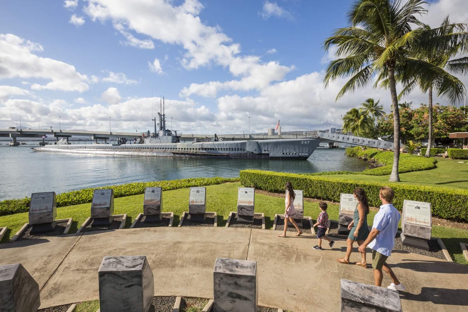 Oahu, Pearl Harbour