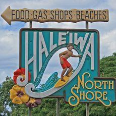 Impression Oahu Nordkueste