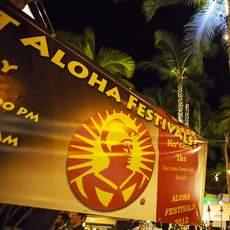 Aloha-Festival in Waikiki, Oahu