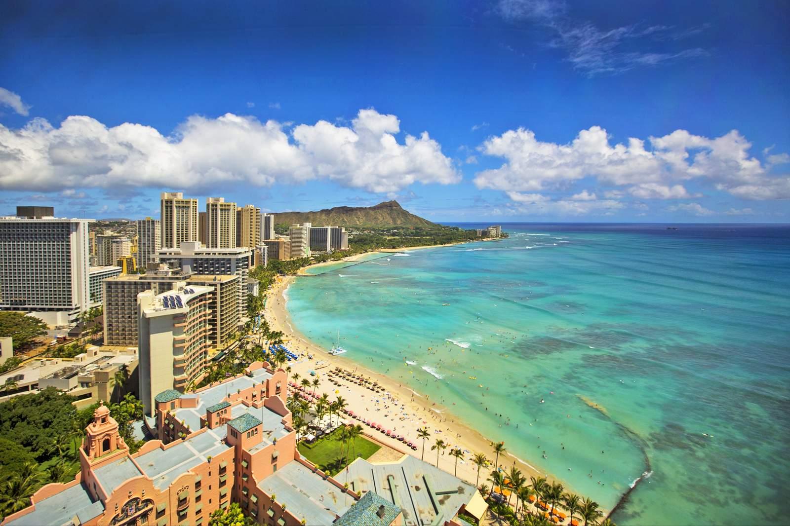 Oahu, Waikiki