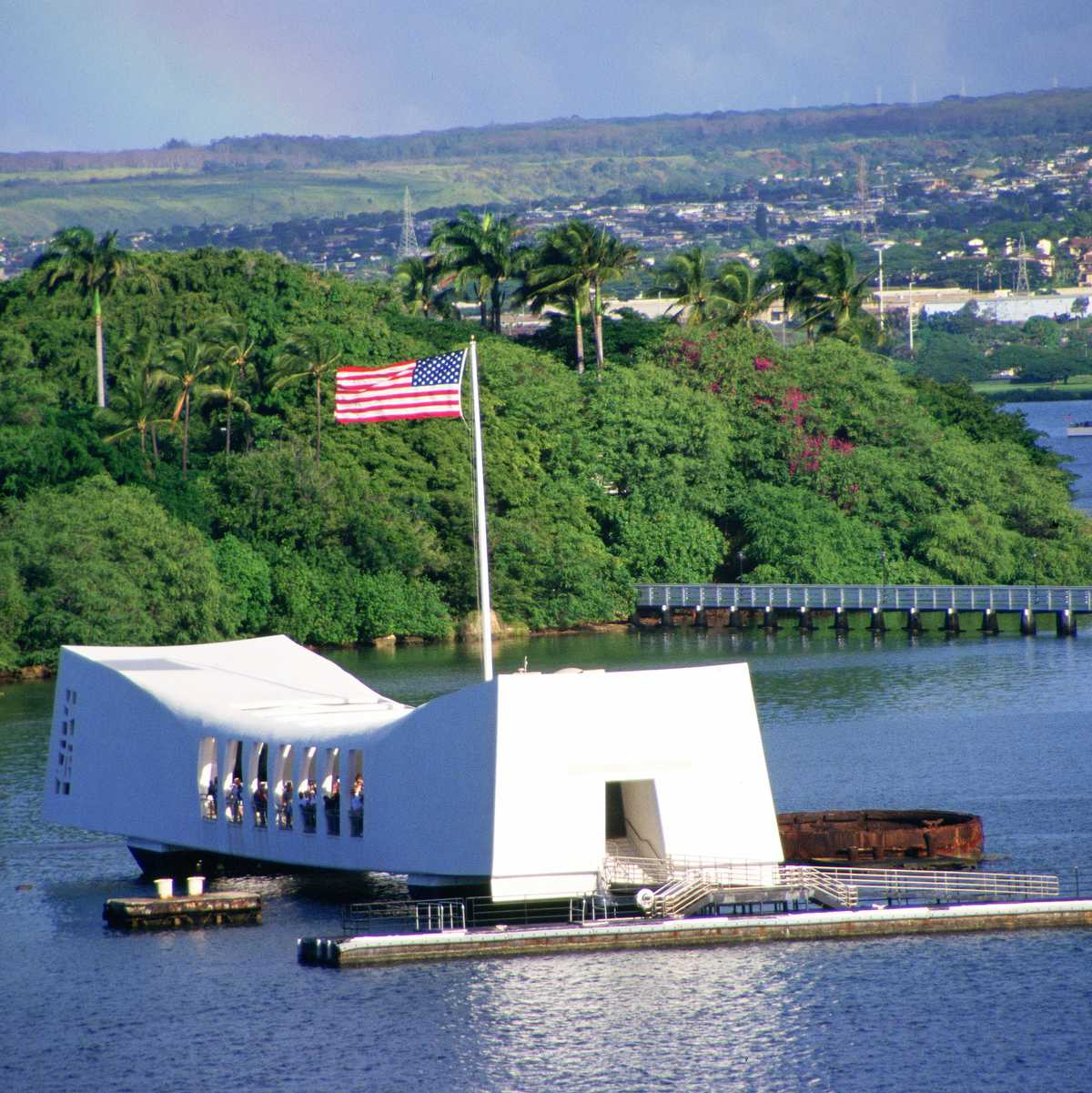 Arizona Memorial Pearl Harbor