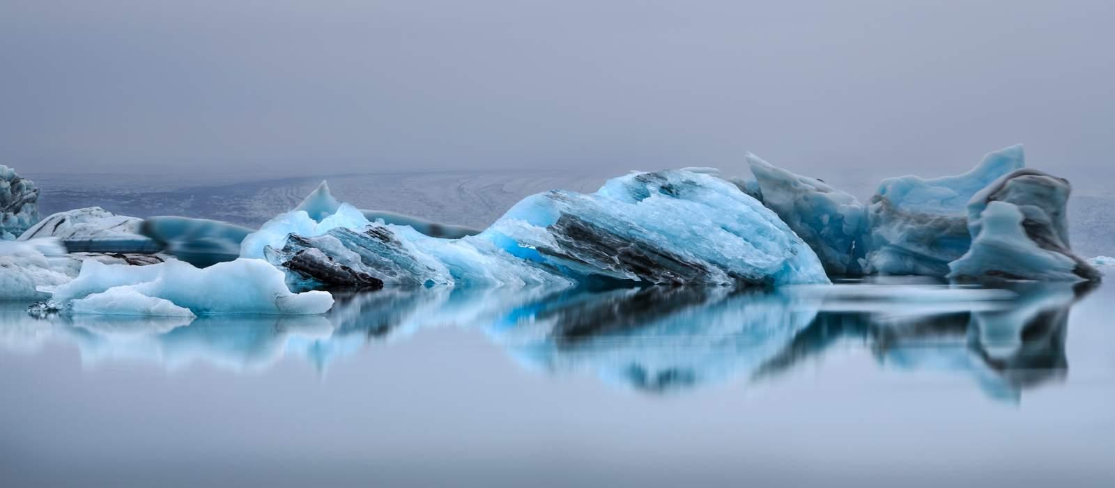 Gletschersee Jökulsarion