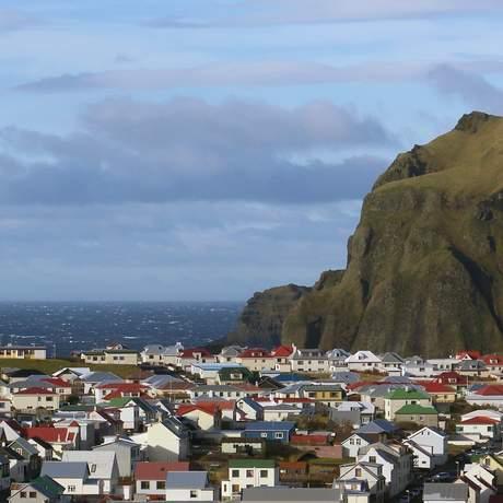 Westmänner Inseln, Heimaey
