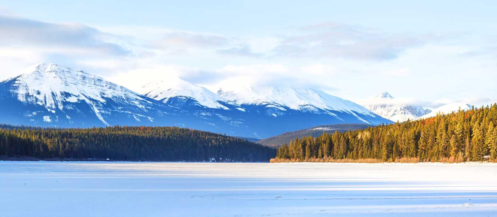 Patricia Lake im Jasper National Park Alberta