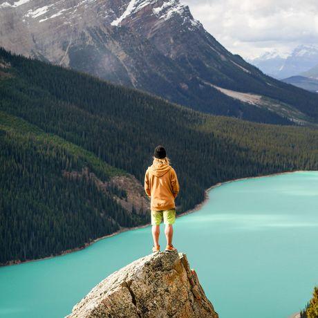 Aussicht auf Banff Nationalpark