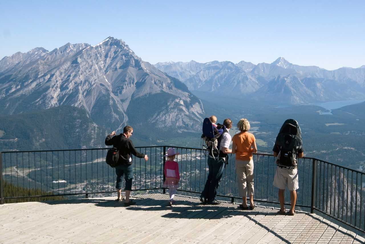 Banff National Park, View Point