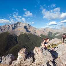 Wandern im Banff National Park