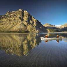 Canoe Bow Lake