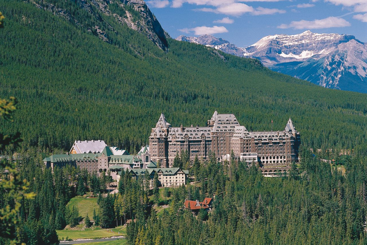 Fairmont Hotel Banff Spa
