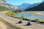 Im Harley-Beiwagen Jasper und Umgebung entdecken